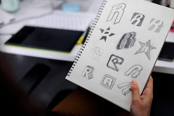 creative logo designing services