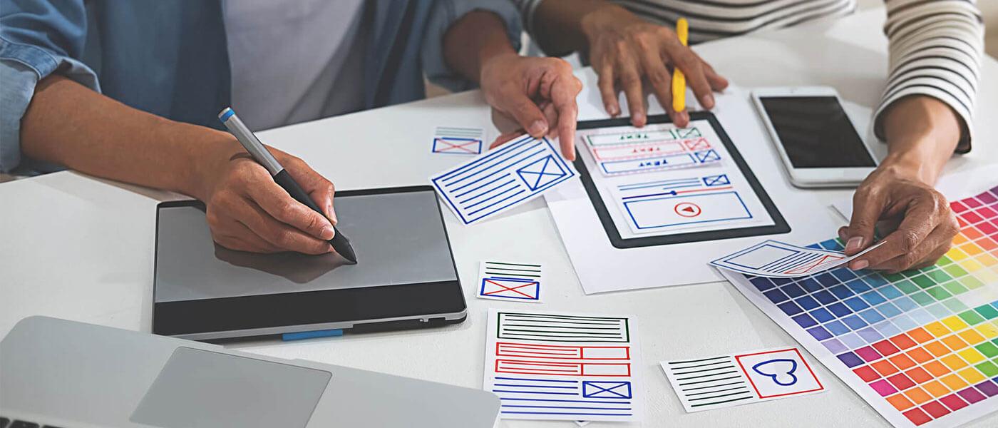 Responsive web designing services