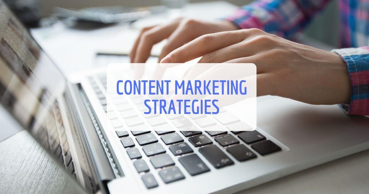 content marketing strategies